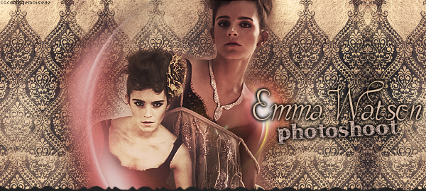 Emma pour Wonderland Magazine Les Photos & Les Photos