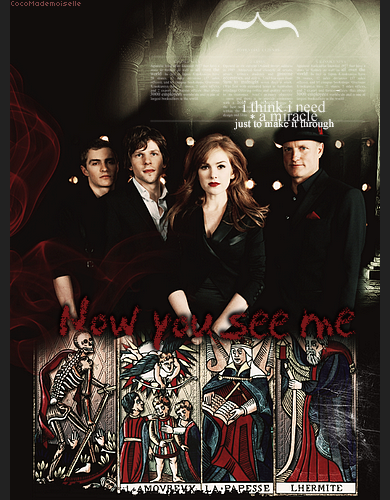 Now You See Me - Insaisissables