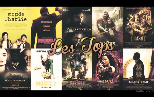 Les Films de l'année 2013