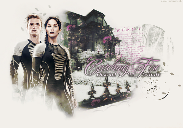 Photos Promo Catching Fire Les Photos