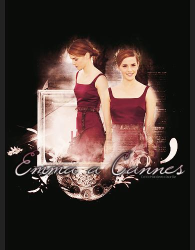 Emma à Cannes