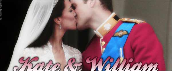 Mariage de Kate & William