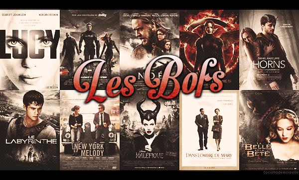 Les Films de l'Année 2014