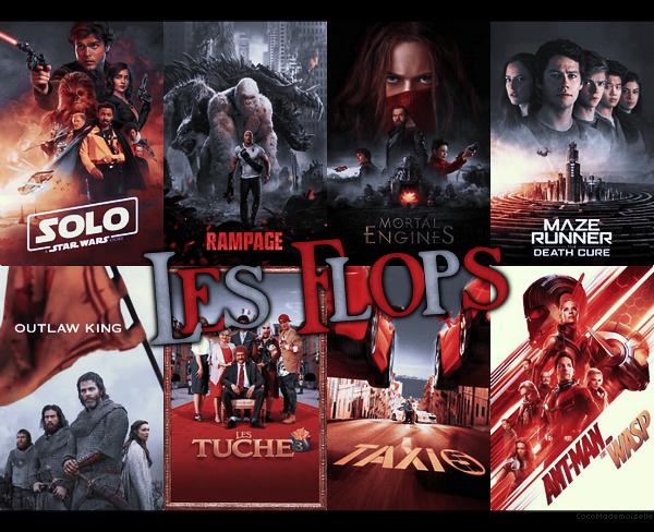 Les Films de l'Année 2018
