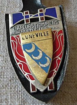 INSIGNE LUNEVILLE 54