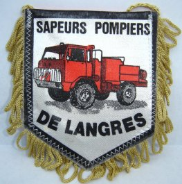 FANION DE LANGRES 52