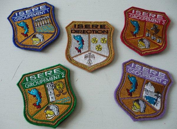 ECUSSONS 38 ISERE GROUPEMENT 1 2 3  4 direction