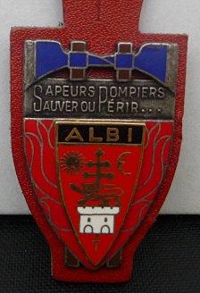 INSIGNES DE ALBI 81