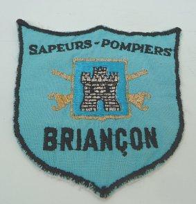 FANION ET ECUSSON DE BRIANCON 05