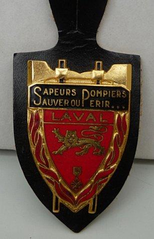 INSIGNE DE LAVAL 53
