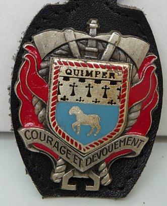INSIGNE DE QUIMPER 29