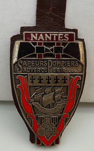 INSIGNE DE NANTES 44