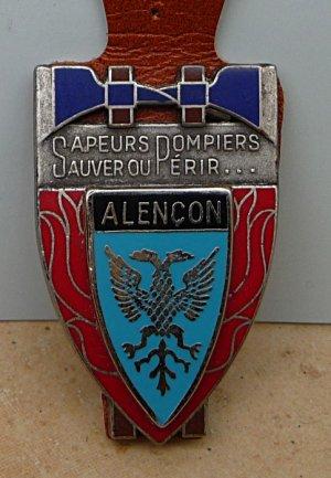 INSIGNE D'ALENCON 61