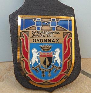 INSIGNE D'OYONNAX 01