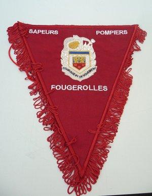 FANION DE FOUGEROLLES 70