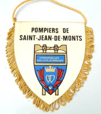 FANION DE ST JEAN DE MONTS 85