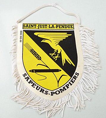 FANION DE ST JUST LA PENDUE 42