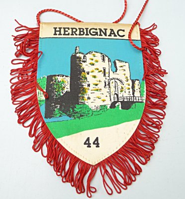FANION DE HERBIGNAC 44