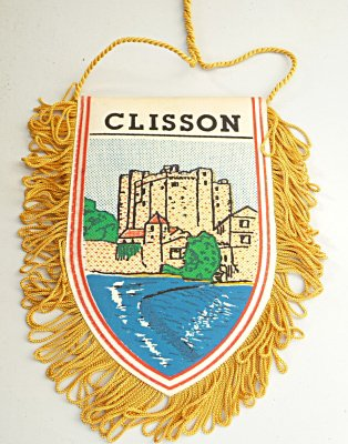 FANION DE CLISSON 44