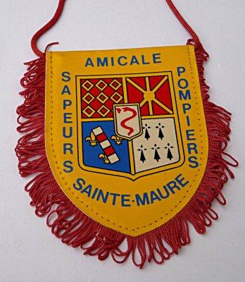 FANION DE SAINTE MAURE 37