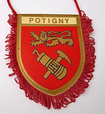 FANION DE POTIGNY 14