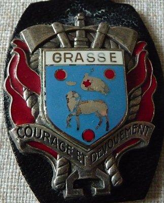 INSIGNE DE GRASSE 06