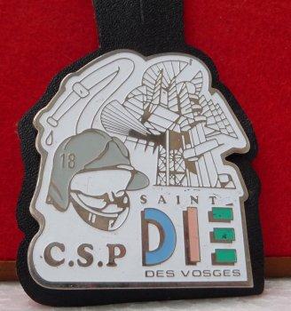 INSIGNE DE ST DIE 88