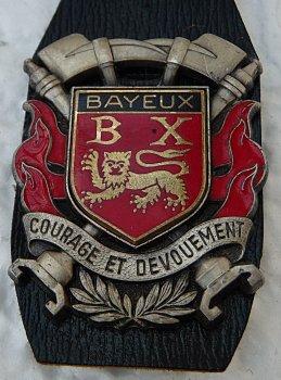 INSIGNE DE BAYEUX 14