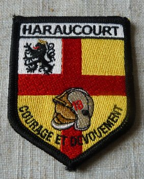 ECUSSON DE HARAUCOURT 54