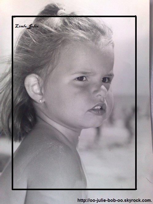 Little Julie. ♥