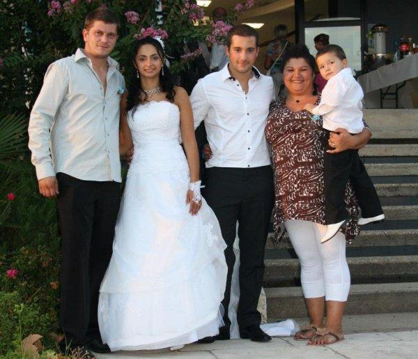 mariage de ma niece