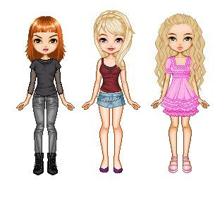 DOLL MANIA - Girls Games, Dress Up Games, Cooking games
