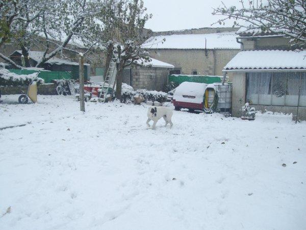 quelque photo de moi dans la neige