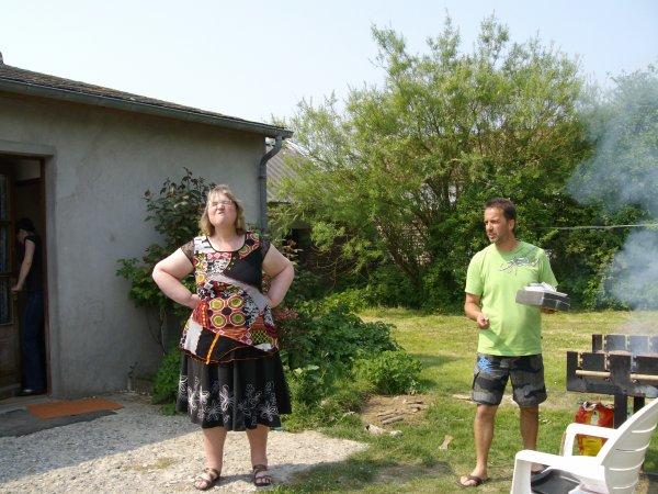 Un weekend chez biloute faro Nina , à Cayeux :sur: mer , pas loin du pôle nord lol