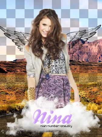 biographie de Nina dobrev