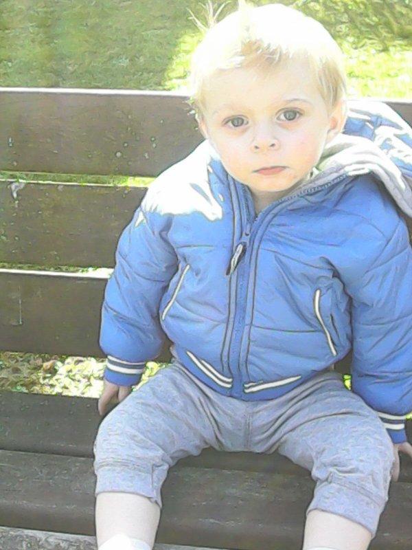Mon fils Lorenzo