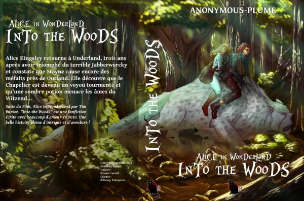 Into the Woods, traduction de Hoshiro-Ryuko