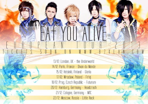 Eat You Alive ( EYA)