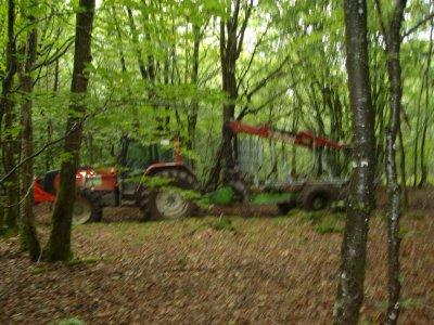 tracteur valmet 8400