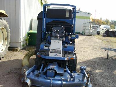 tracteur tondeuse iseki