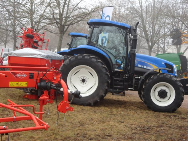 new holland t 6030
