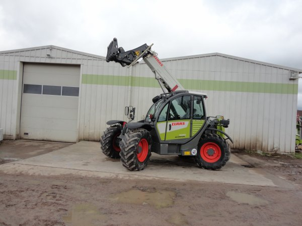 telescopique claas scorpion 7030
