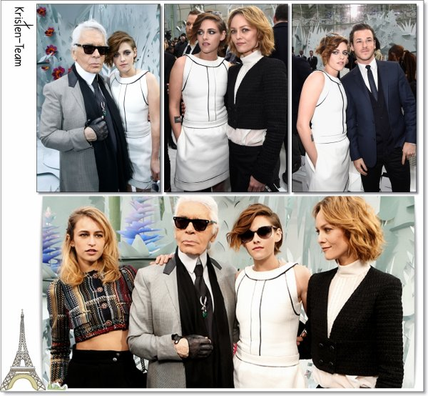 Paris Fashion Week 2015 - Défilé Chanel