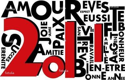 New année 2011