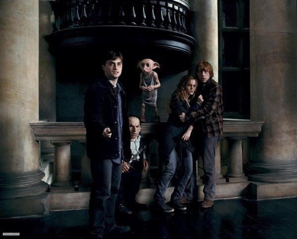 Harry Potter et les Reliques de la Mort (part. I) (2010)