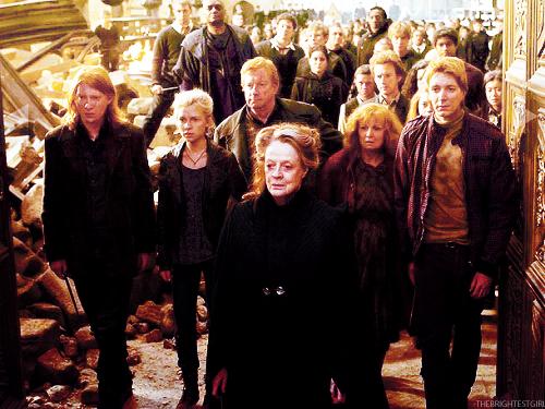 Harry Potter et les Reliques de la Mort (part. II) (2011)