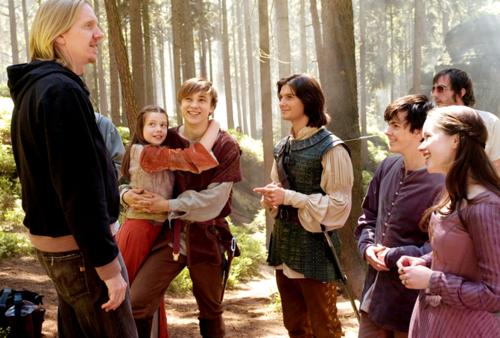 Le Monde de Narnia chapitre 2: Le Prince Caspian (2008)