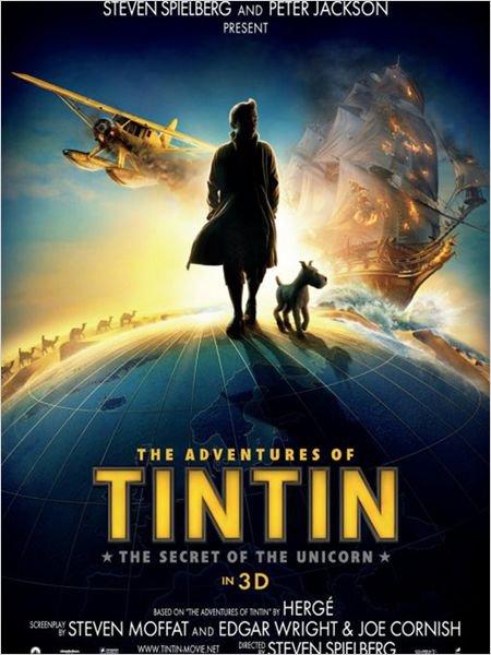 Les Aventures de Tintin: Le secret de la Licorne (2011)