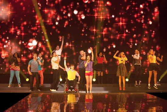 Glee! On tour (2011)
