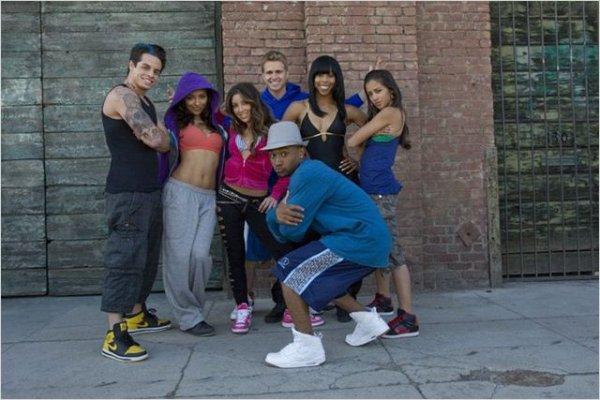 Honey 2: Dance Battle (2011)
